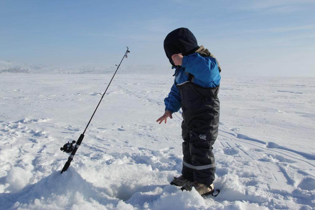 isfiske Snåsa