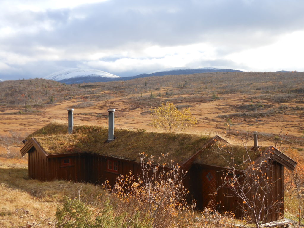 Vandrepakke: Fra hytte til hytte i Skjækra
