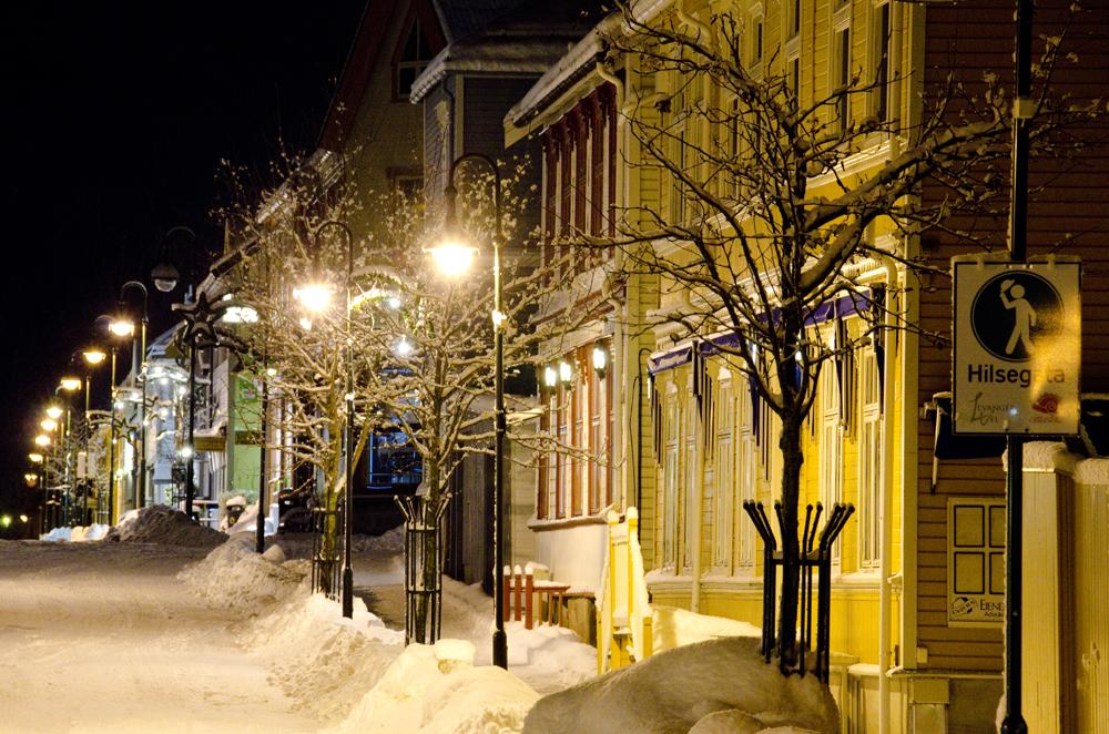 Julehandel og førjulstid i Levanger