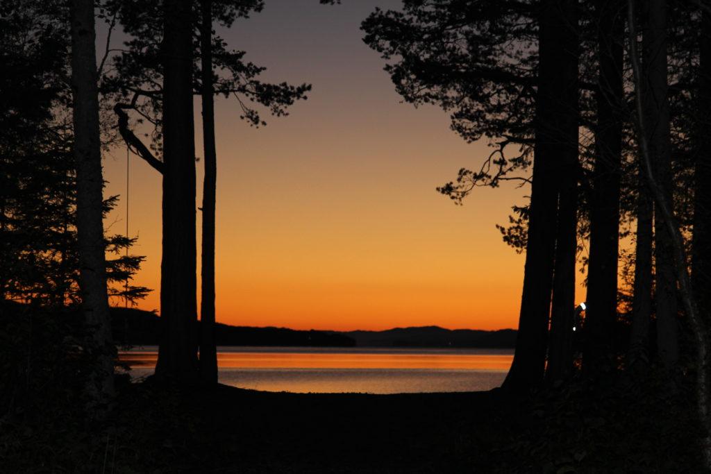 Grønøra i Snåsa - Snåsavatnet foto: Visit Innherred