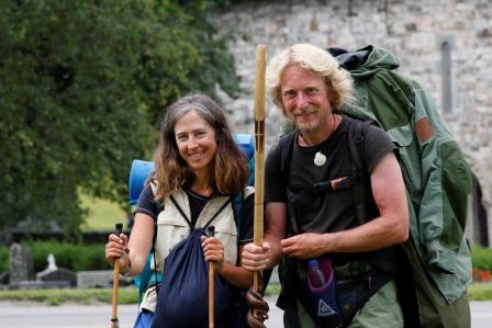 Pilegrimsvandring - historiske turmuligheter i Trøndelag