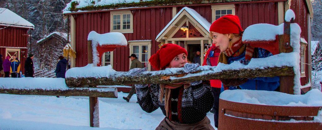Julemarked på Innherred