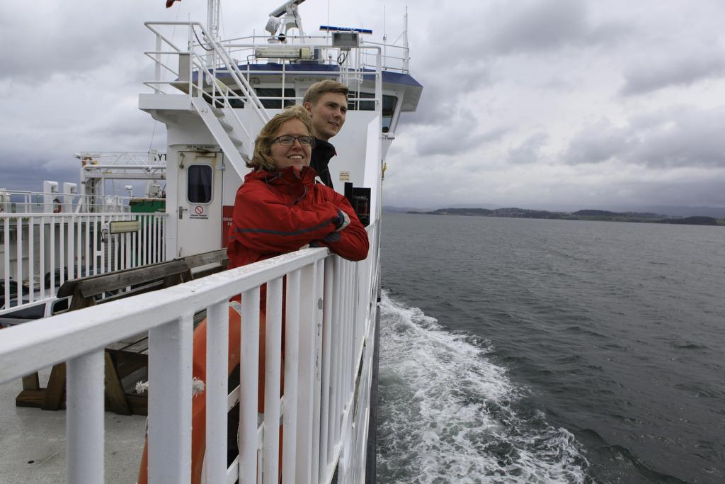 Ferga til Ytterøy