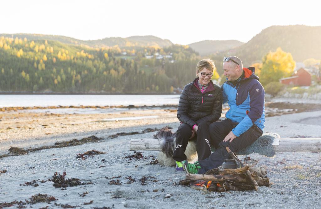 Mosvik - en idyll ved Sjøen