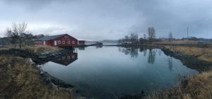 Saga - Senter for Fotografi langs Den Gyldne Omvei på Inderøy. Foto: Saga
