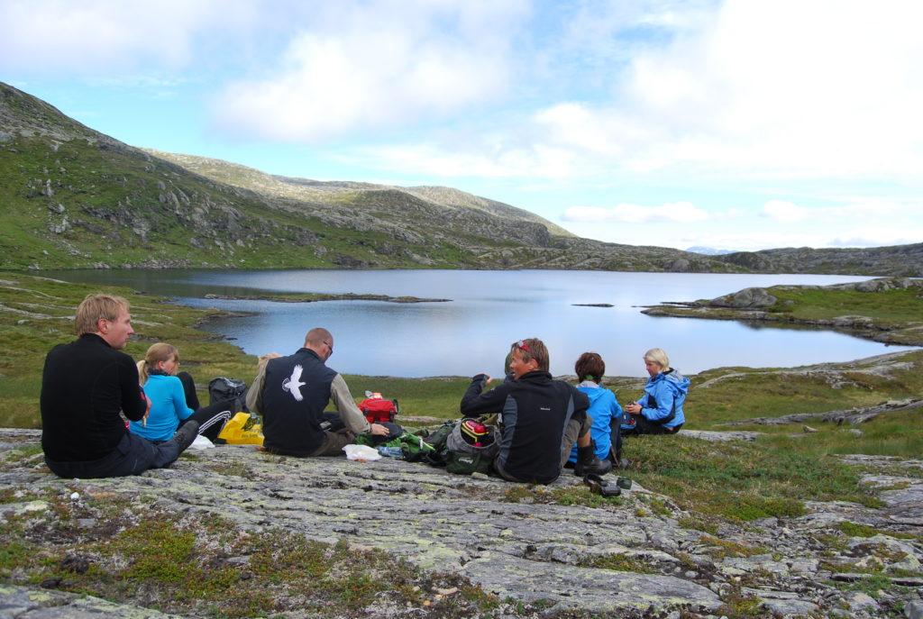 Sikkerhet på tur - Hattjønna, Steinkjer kommuneskoger