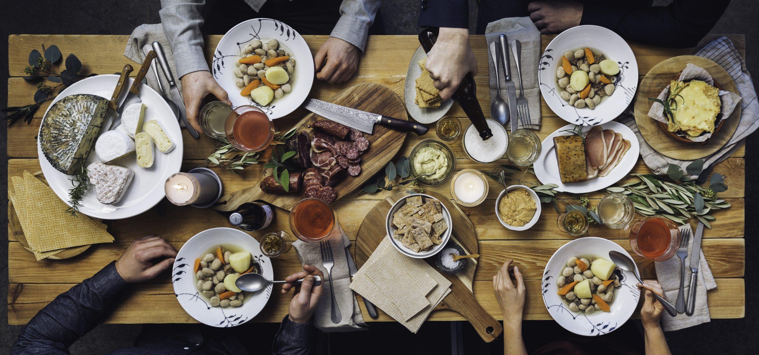 Mat fra Innherrred - Foto: Lena Johnsen, Inderøymat