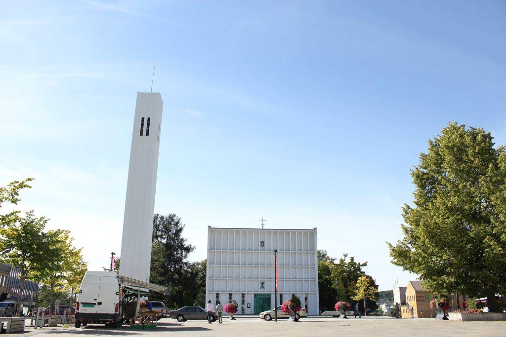 Steinkjer kirke