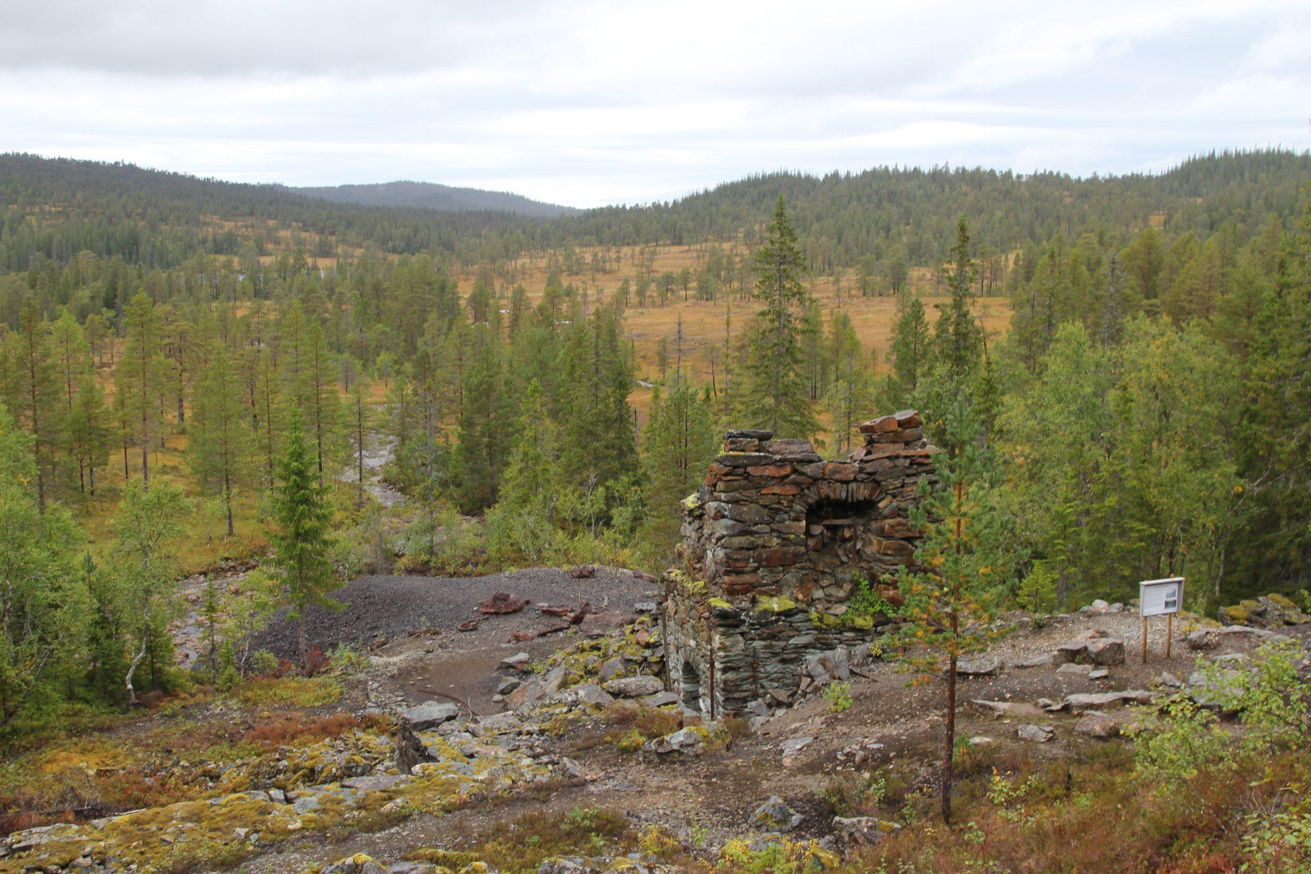 Malså gruver i Verdal